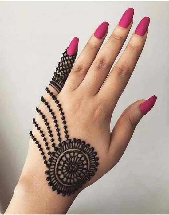 260 new style arabic mehndi designs for hands 2020 free
