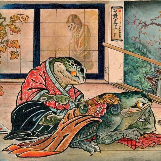 Catalogo Tatuaje Japones Significado (123)