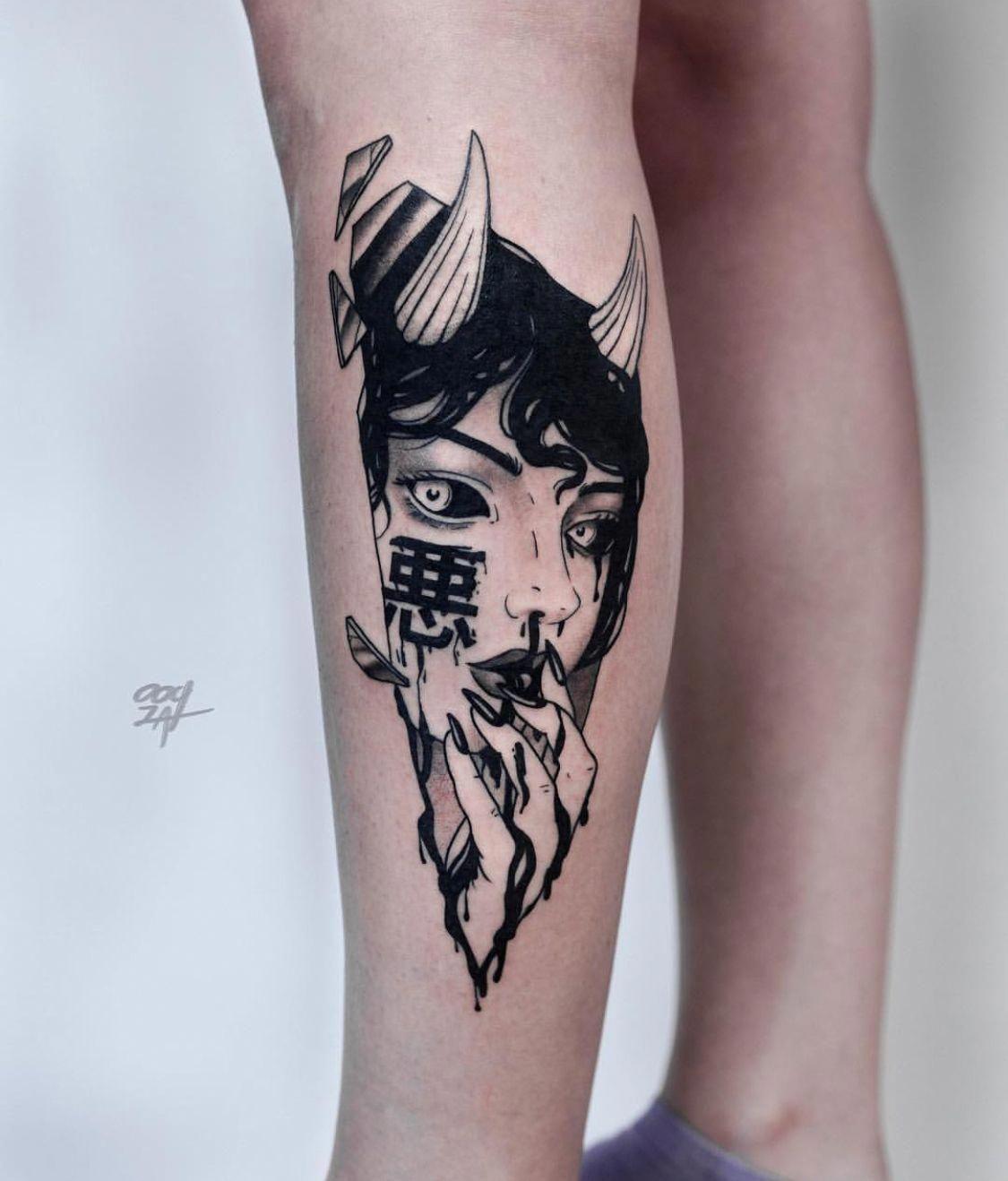 Catalogo Tatuaje Japones Significado (82)