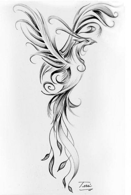 Fenix Tatuaje Masculina Feminina (128)
