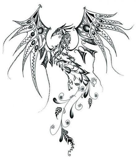 Fenix Tatuaje Masculina Feminina (149)
