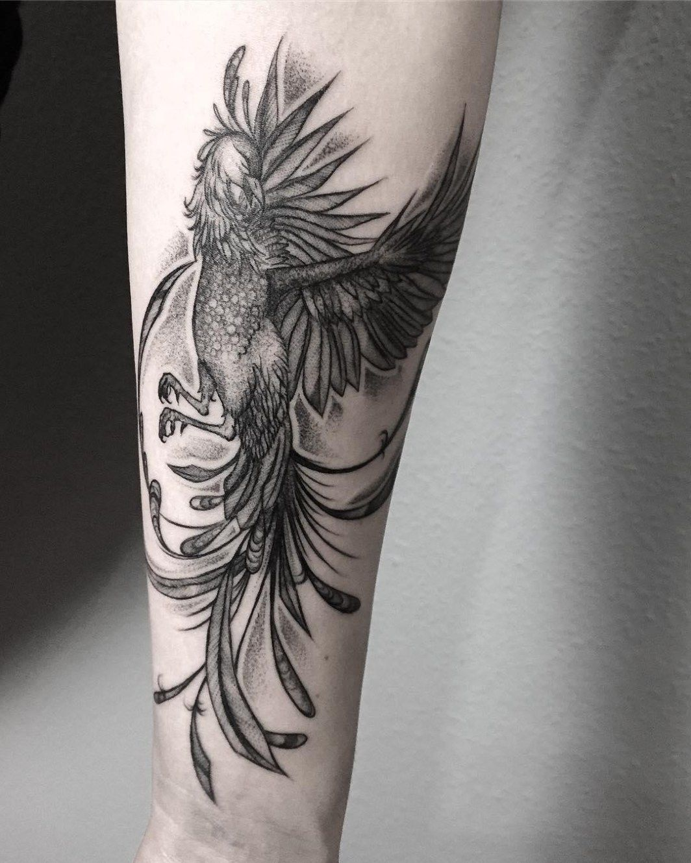 Fenix Tatuaje Masculina Feminina (15)