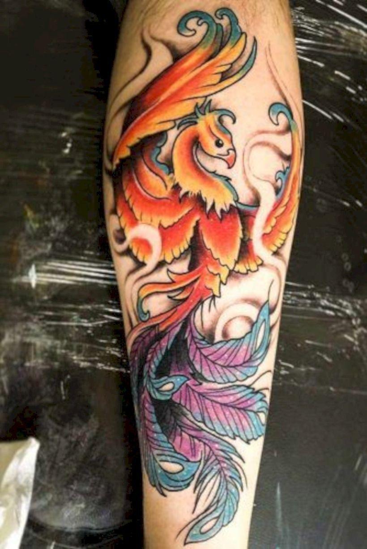 Fenix Tatuaje Masculina Feminina (158)
