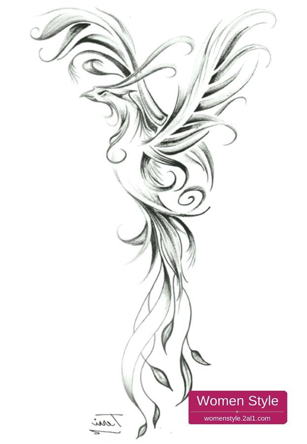 Fenix Tatuaje Masculina Feminina (177)