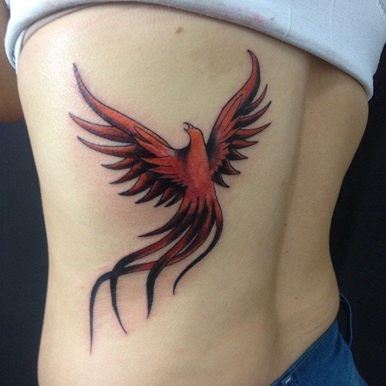 Fenix Tatuaje Masculina Feminina (190)