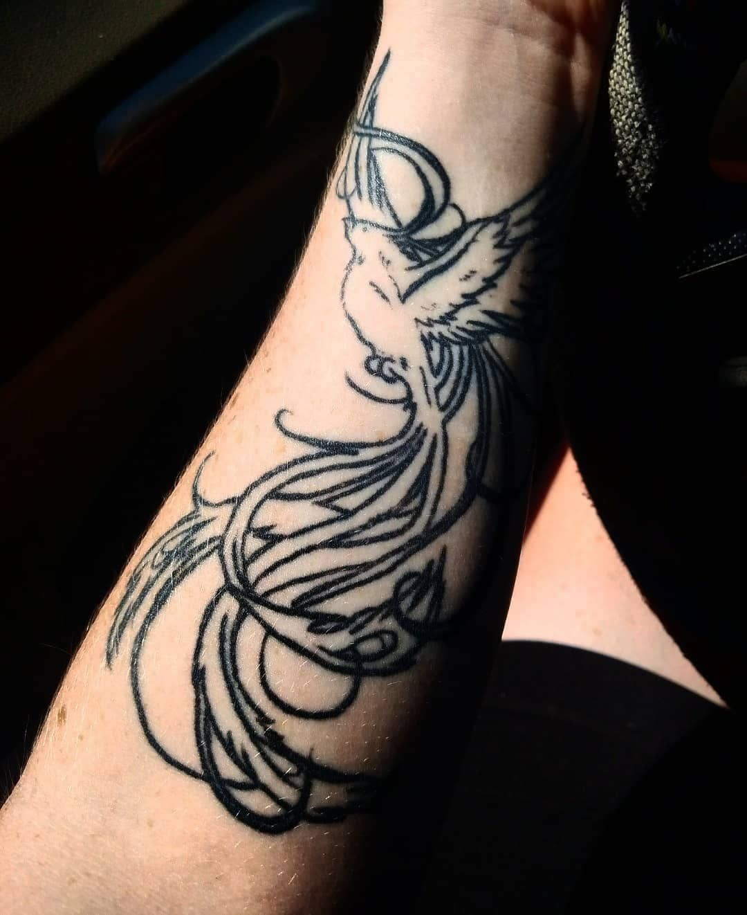 Fenix Tatuaje Masculina Feminina (20)
