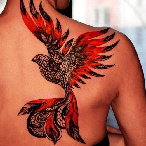 Fenix Tatuaje Masculina Feminina (24)