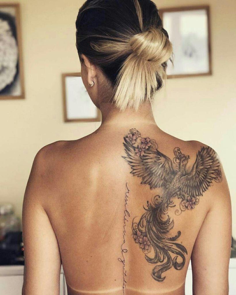 Fenix Tatuaje Masculina Feminina (58)