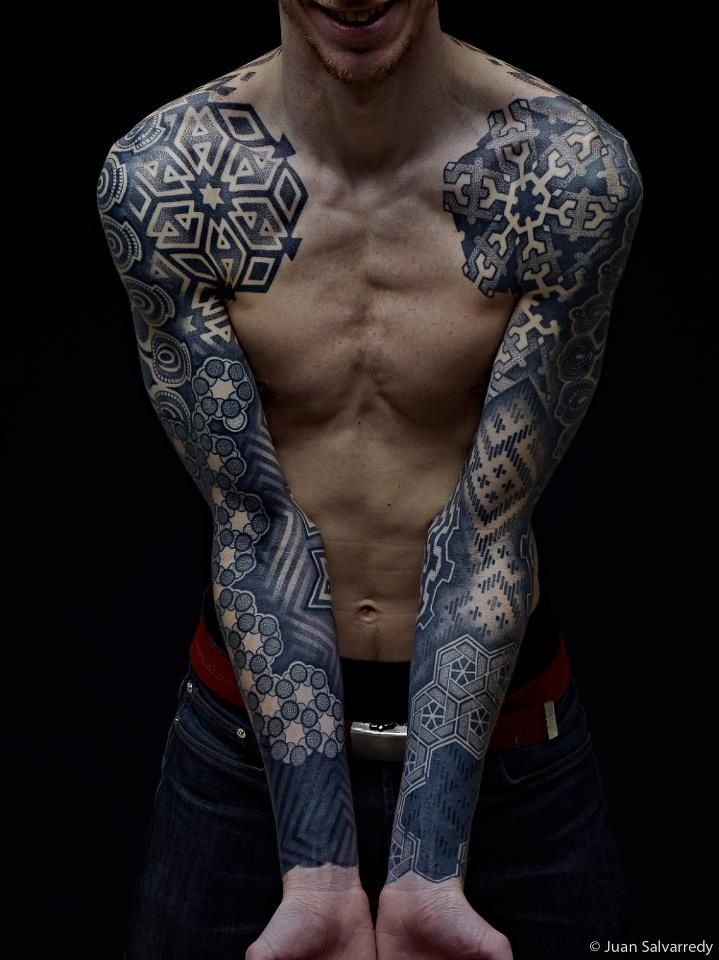 Japanese Gang Yakuza Full Body Tattoo Meanings (131)