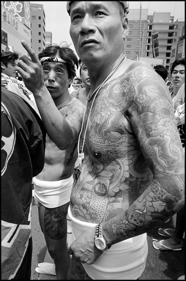 Japanese Gang Yakuza Full Body Tattoo Meanings (136)