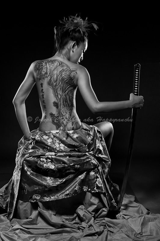 Japanese Gang Yakuza Full Body Tattoo Meanings (230)