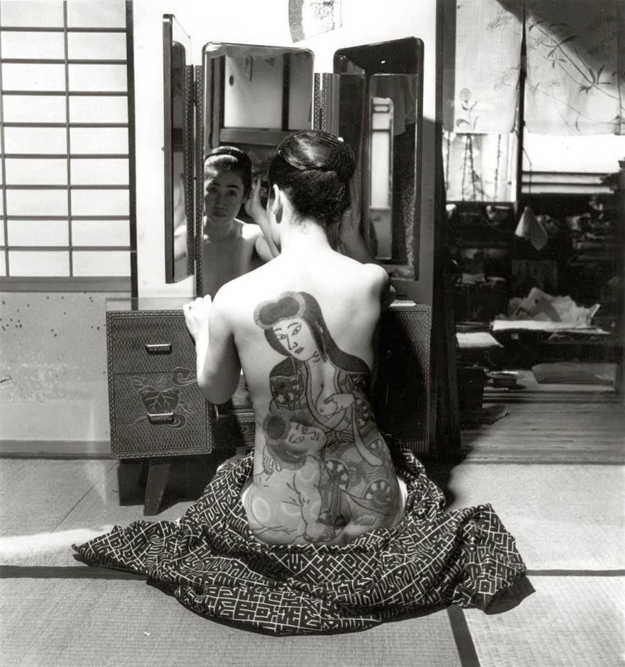 Japanese Gang Yakuza Full Body Tattoo Meanings (248)