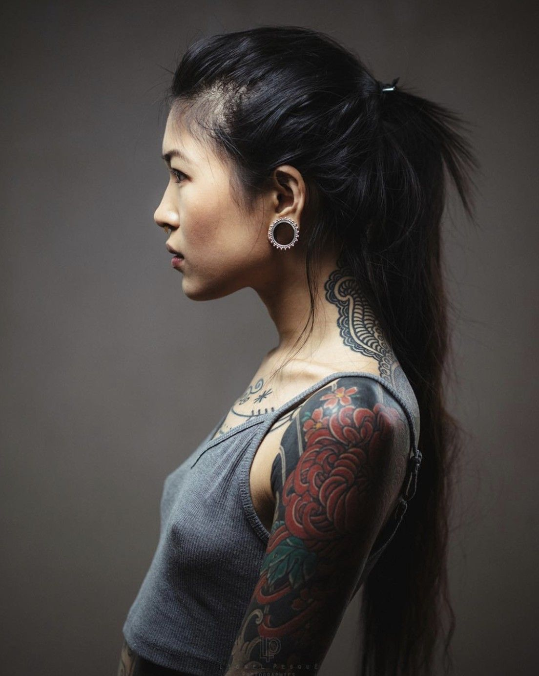 Japanese Gang Yakuza Full Body Tattoo Meanings (264)