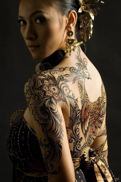 Japanese Gang Yakuza Full Body Tattoo Meanings (61)