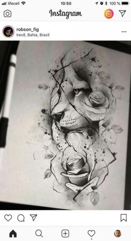 Tattoos Ideen Für Vorlagen Frauen (113)
