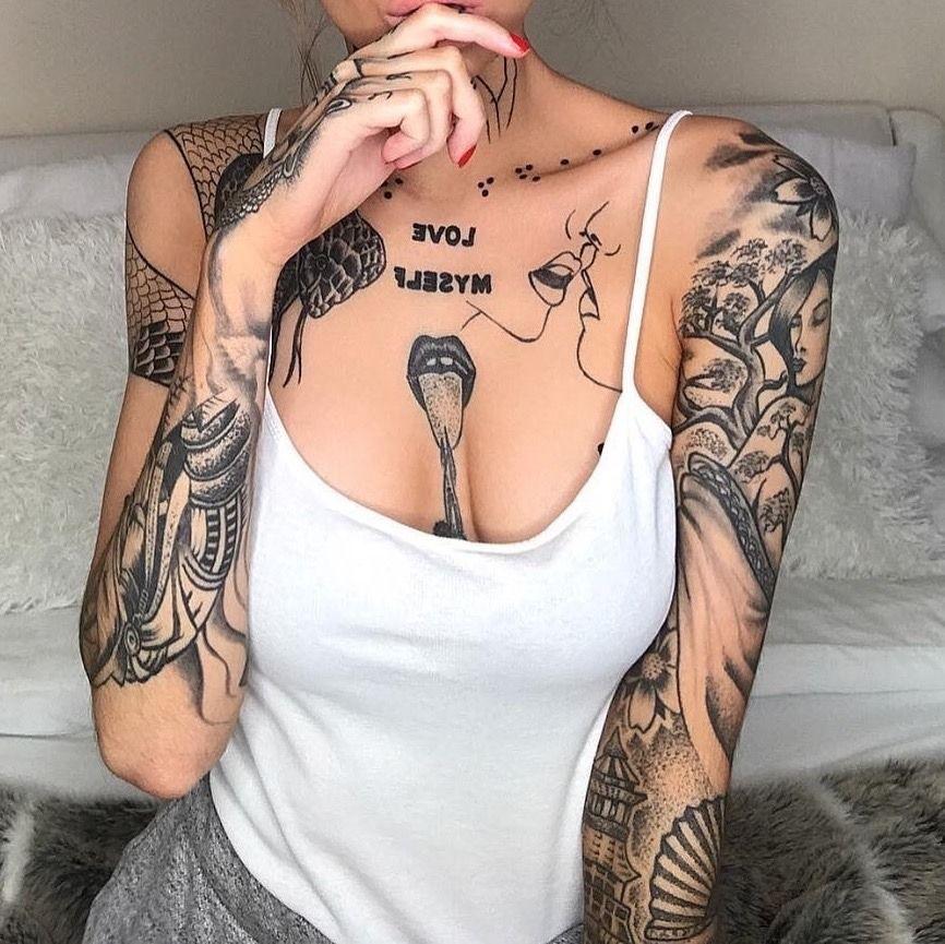 Tattoos Ideen Für Vorlagen Frauen (126)