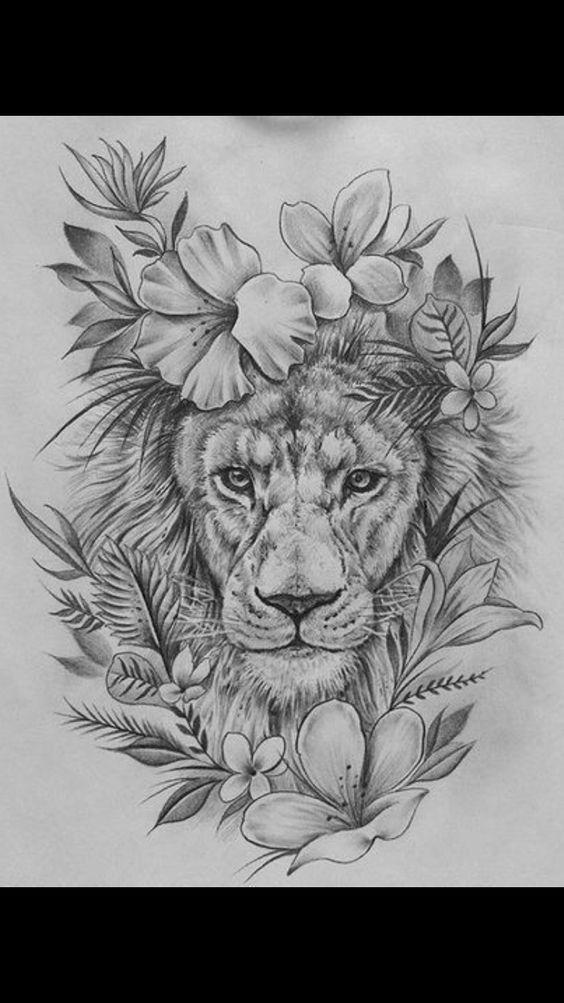 Tattoos Ideen Für Vorlagen Frauen (155)