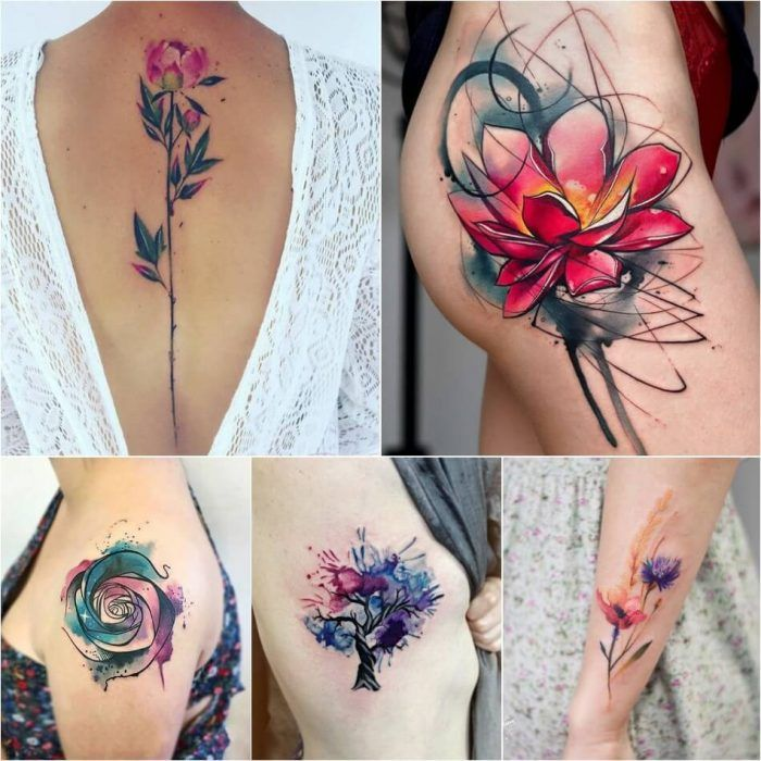 Tattoos Ideen Für Vorlagen Frauen (159)