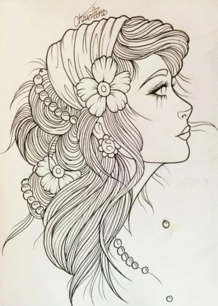 Tattoos Ideen Für Vorlagen Frauen (194)
