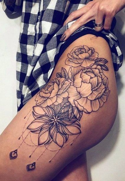 Tattoos Ideen Für Vorlagen Frauen (196)