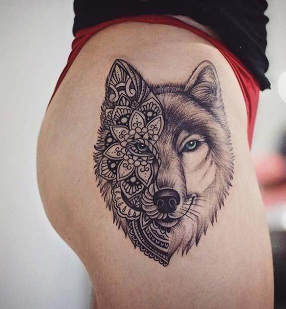 Tattoos Ideen Für Vorlagen Frauen (210)