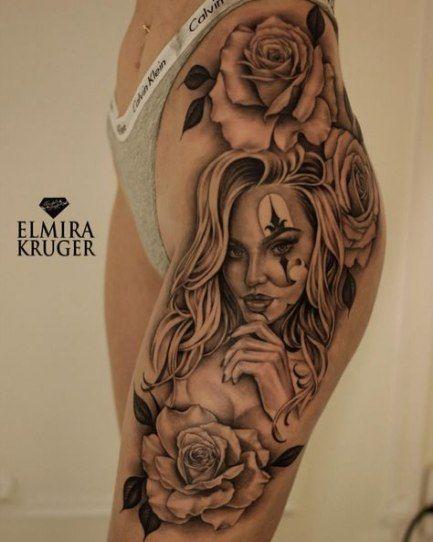 Tattoos Ideen Für Vorlagen Frauen (225)