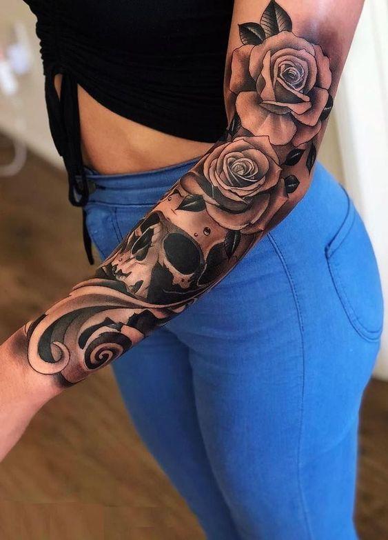 Tattoos Ideen Für Vorlagen Frauen (32)