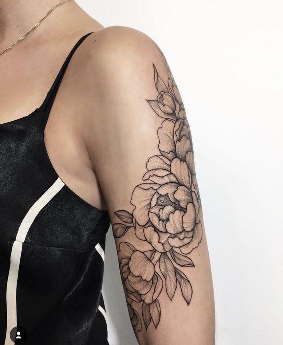 Tattoos Ideen Für Vorlagen Frauen (60)