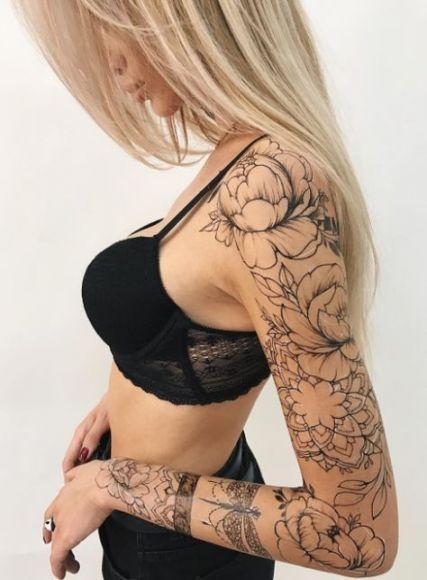 Tattoos Ideen Für Vorlagen Frauen (67)