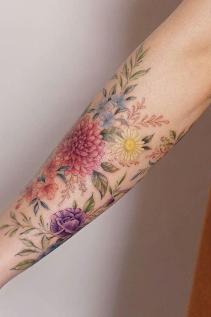 Tattoos Ideen Für Vorlagen Frauen (75)