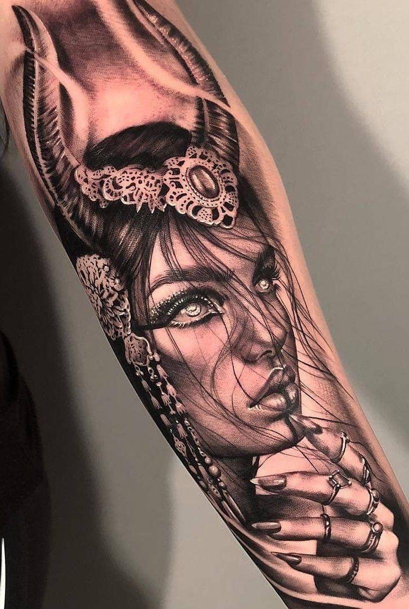 Tattoos Ideen Für Vorlagen Frauen (79)