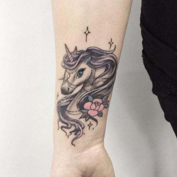 Tattoos On Forearm For Girls