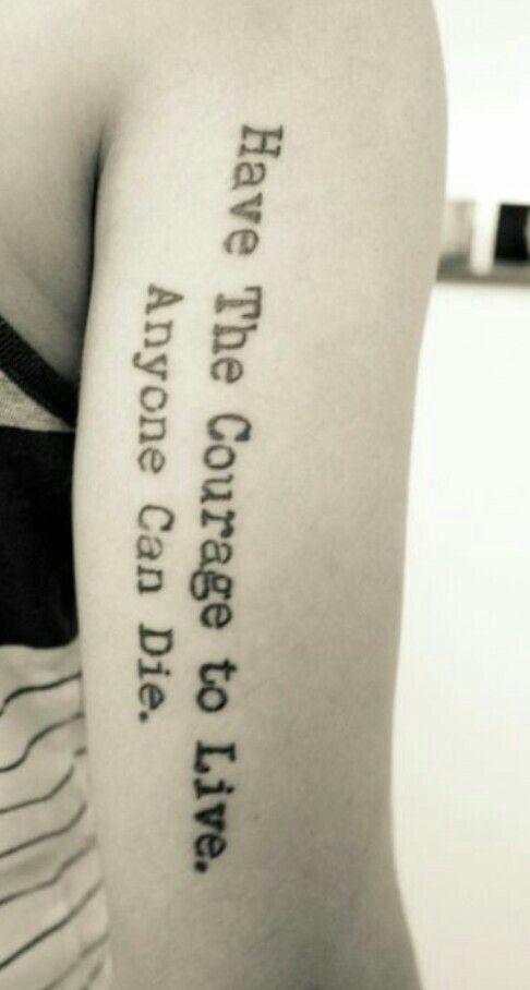 Tattoos Schriftzüge Mit Bedeutung (11)