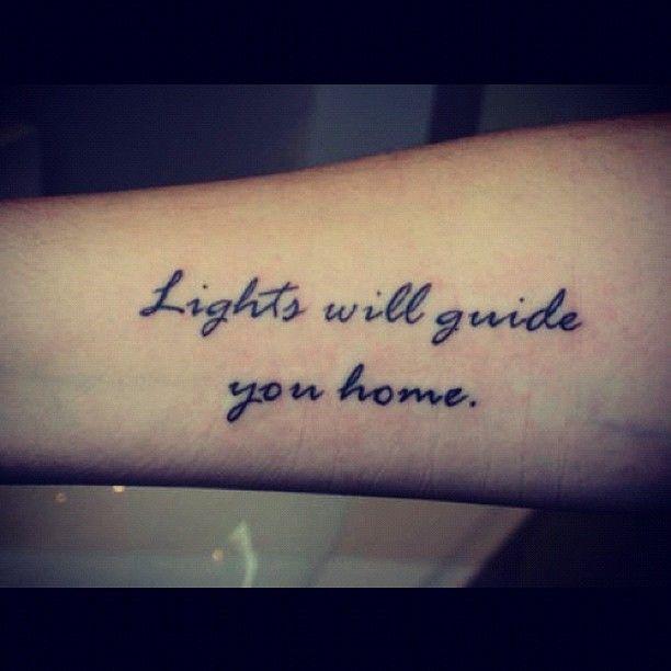 Tattoos Schriftzüge Mit Bedeutung (124)