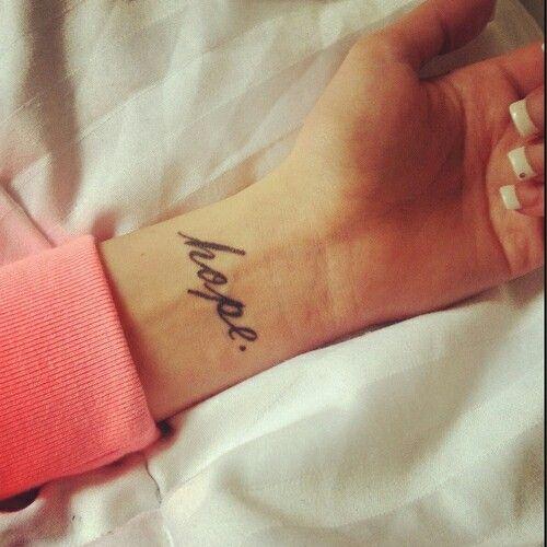 Tattoos Schriftzüge Mit Bedeutung (141)