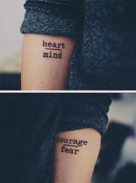 Tattoos Schriftzüge Mit Bedeutung (157)