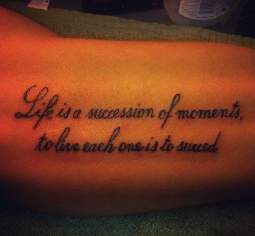 Tattoos Schriftzüge Mit Bedeutung (165)