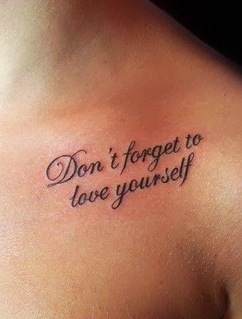 Tattoos Schriftzüge Mit Bedeutung (171)