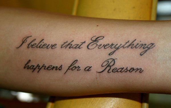 Tattoos Schriftzüge Mit Bedeutung (178)