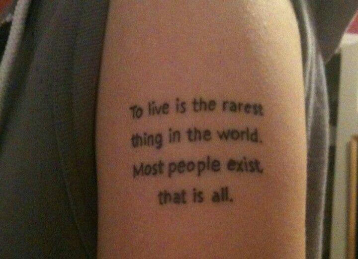 Tattoos Schriftzüge Mit Bedeutung (180)