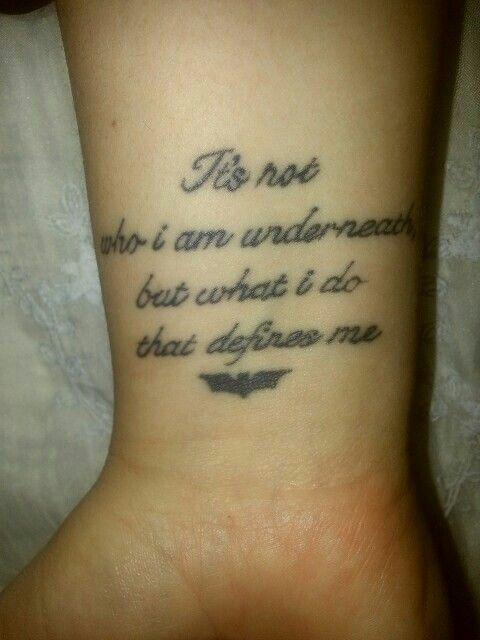 Tattoos Schriftzüge Mit Bedeutung (187)