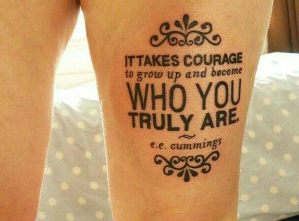 Tattoos Schriftzüge Mit Bedeutung (202)