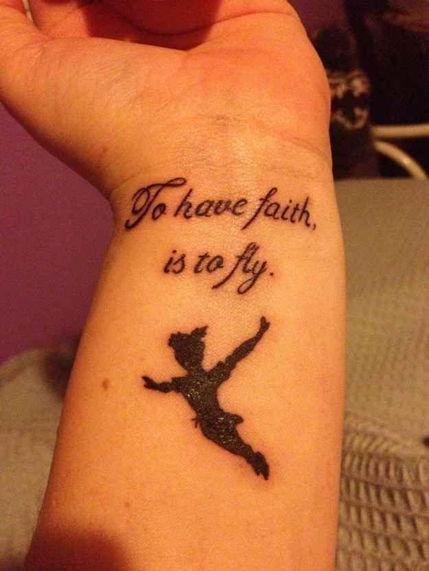 Tattoos Schriftzüge Mit Bedeutung (208)