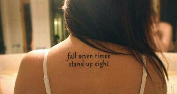 Tattoos Schriftzüge Mit Bedeutung (212)