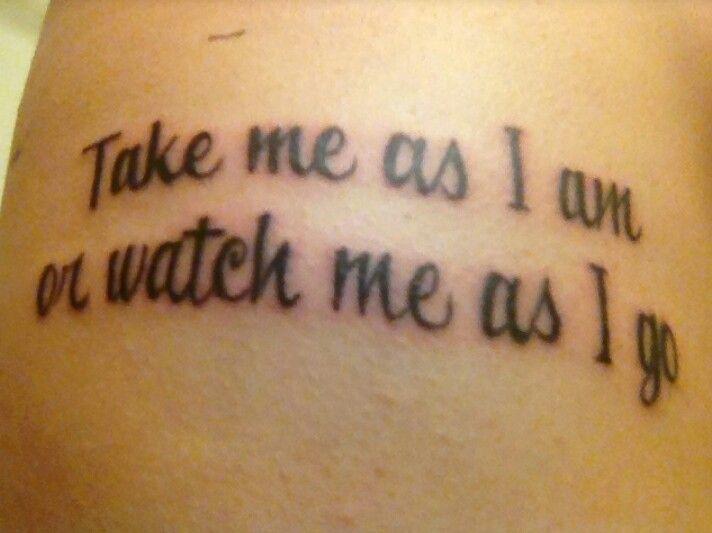 Tattoos Schriftzüge Mit Bedeutung (219)