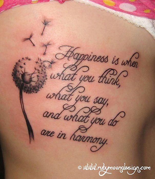Tattoos Schriftzüge Mit Bedeutung (237)