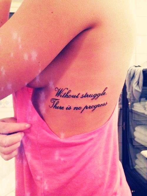 Tattoos Schriftzüge Mit Bedeutung (252)
