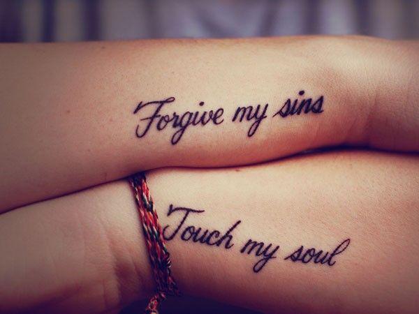 Tattoos Schriftzüge Mit Bedeutung (253)