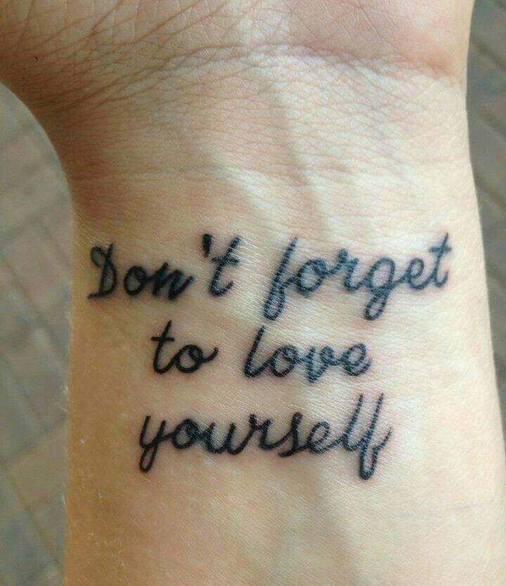 Tattoos Schriftzüge Mit Bedeutung (281)