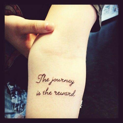Tattoos Schriftzüge Mit Bedeutung (282)
